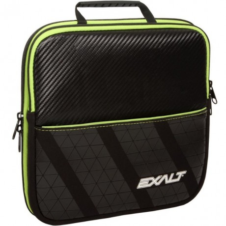 Exalt Carbon Series Marker Bag / Paintball Markierer Tasche (schwarz) | Paintball Sports