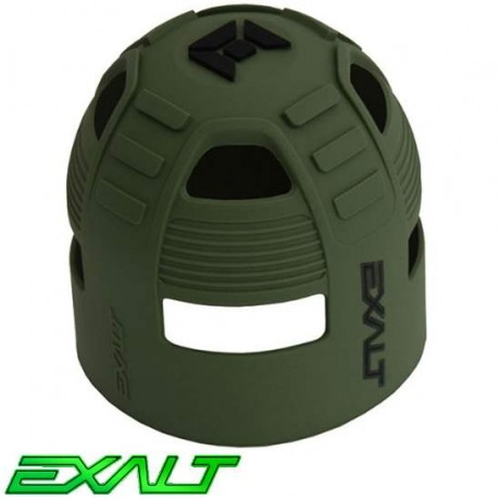Exalt Paintball Tank Grip Tankcover 45ci bis 68ci (oliv) | Paintball Sports