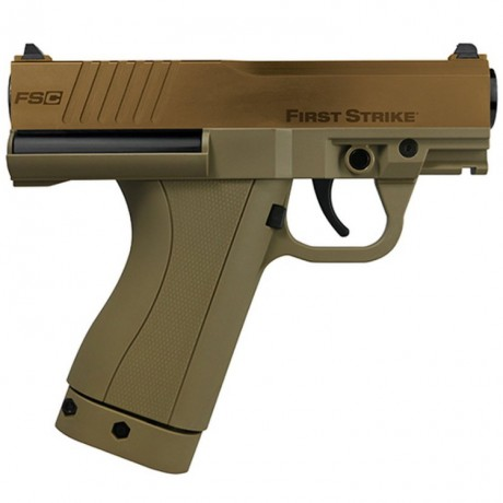 First Strike FSC Paintball Pistole Limited Edition (bronze/tan) | Paintball Sports