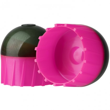 First Strike Paintballs 600 Schuss Box (grau / pink) | Paintball Sports