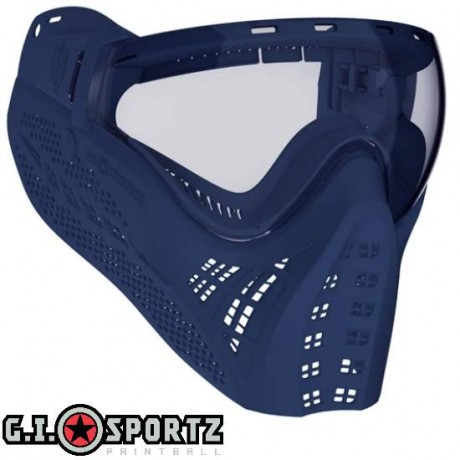 G.I. Sports Sleek Paintball Maske (blau) | Paintball Sports