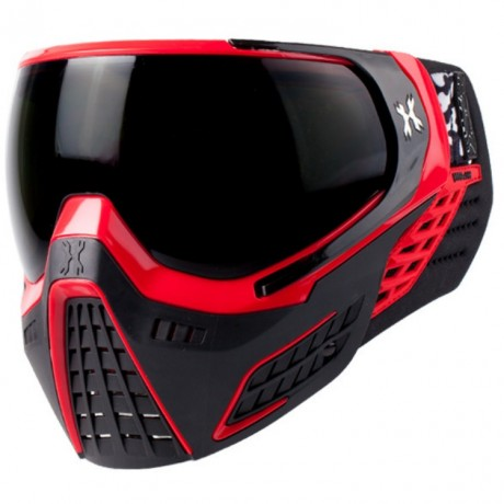 HK Army KLR Paintball Maske (rot) | Paintball Sports
