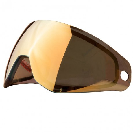 HK Army KLR Thermal Paintball Maskenglas (Prestige Gold Mirror) | Paintball Sports