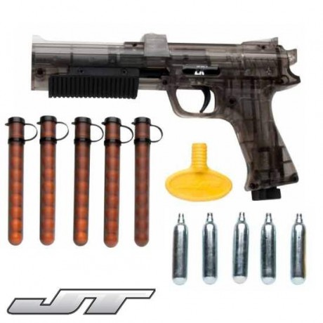 JT ER2 Paintball Pistole Sparpaket / Einsteiger Paket | Paintball Sports