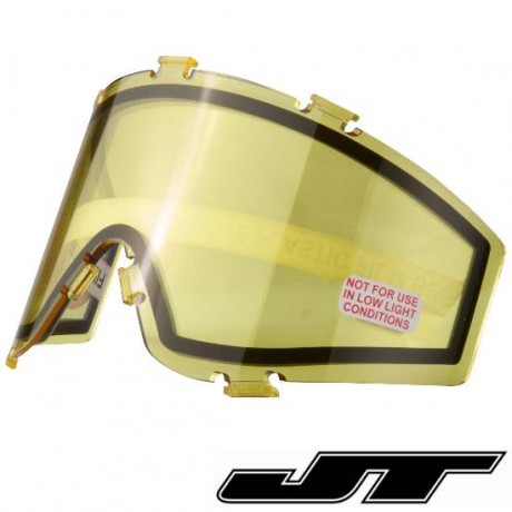 JT Spectra Paintball Thermal Maskenglas (gelb) | Paintball Sports