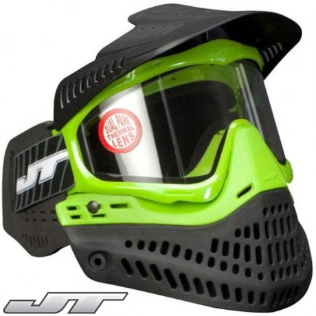 JT Spectra Proflex Paintball Thermal Maske Ltd. Edition (Lime) | Paintball Sports