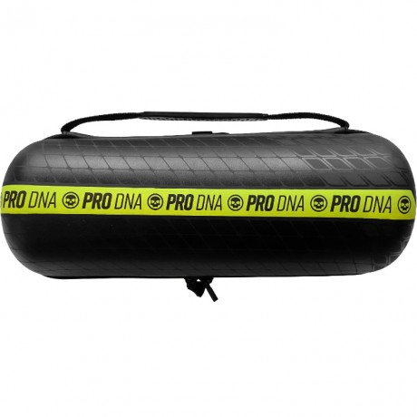 L.A. Infamous PRO DNA Universal Tank Case (schwarz/lime) | Paintball Sports