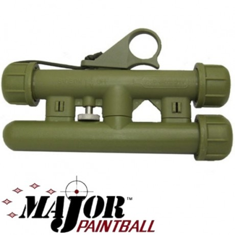 Major Paintball M12-TR Paintball Mine / Remote Sprengfalle | Paintball Sports