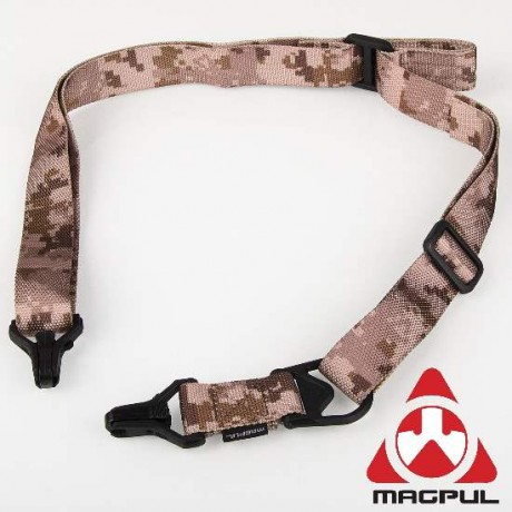 Magpul MS3 Replika Trageriemen für Paintball Markierer (Desert) | Paintball Sports