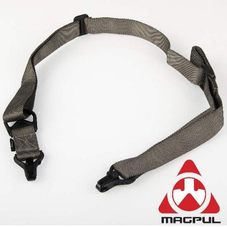 Magpul MS3 Replika Trageriemen für Paintball Markierer (grau) | Paintball Sports