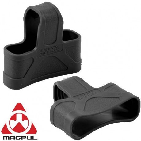 Magpul Magazin Cover Replika, gummi (schwarz) | Paintball Sports