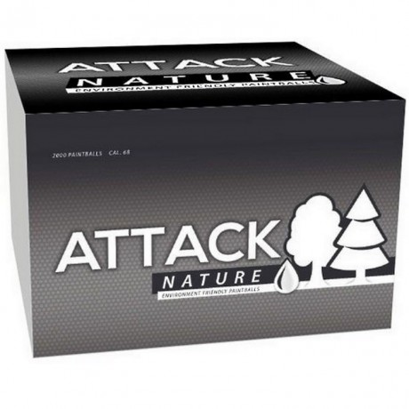 New Legion Attack NATURE Paintballs 2000er Karton | Paintball Sports
