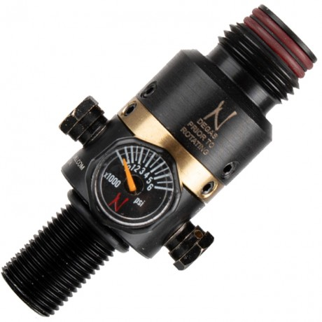 Ninja Air Paintball Pro V2 HP Regulator (4500 PSI/300 Bar) | Paintball Sports