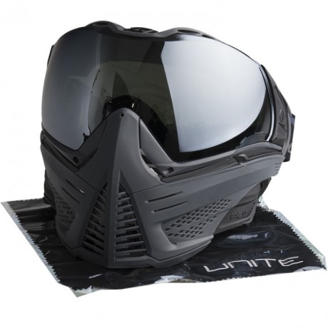 Push Unite Paintball Maske (Oliv / Tan) - Special Edition | Paintball Sports