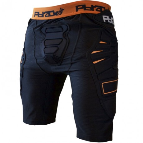 PBRack Paintball Slide Shorts (schwarz) | Paintball Sports