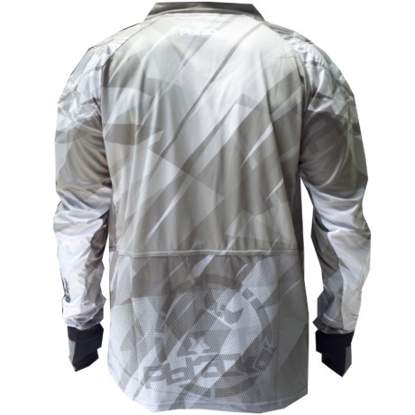 PBRack Ultra Flow Paintball Jersey (weiss) | Paintball Sports