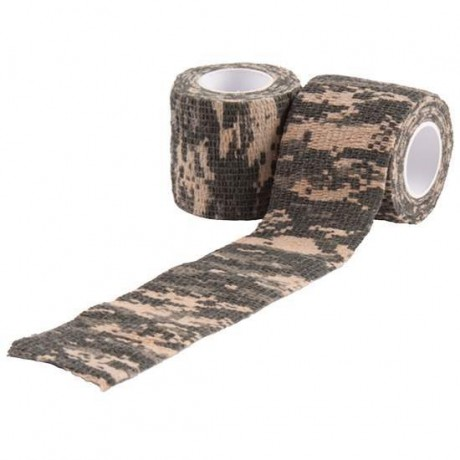 Paintball / Airsoft Camo Tape Tarnklebeband (Digital ACU Camo) | Paintball Sports