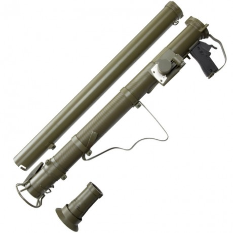 Paintball / Airsoft Bazooka / Panzerfaust 40mm Granatwerfer | Paintball Sports