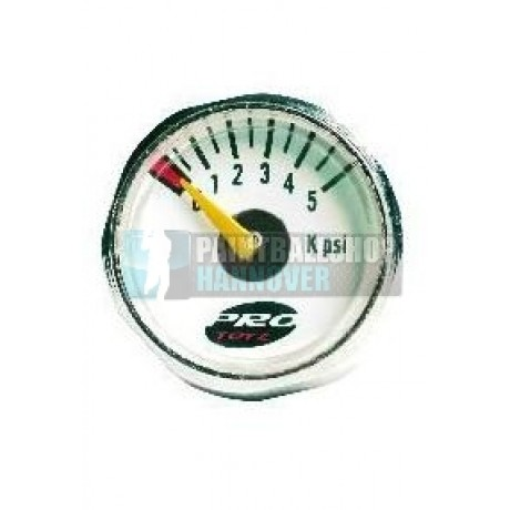 HP Manometer (0-600 PSI Anzeige) | Paintball Sports