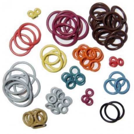 Dye DM 4 / 5 / 6 / 7 Colored O-Ring Kit (Medium) | Paintball Sports