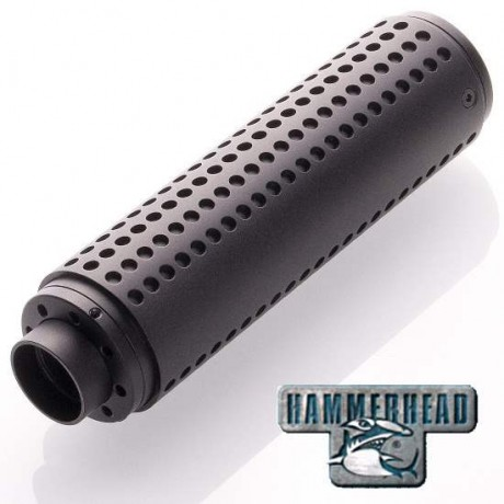Paintball Schalldämpfer für Hammerhead / Lapco Läufe | Paintball Sports