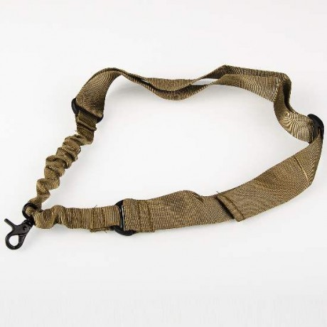 1-Point Sling Trageriemen (tan / earth brown) | Paintball Sports