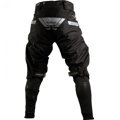 Pbrack Flow Pants Paintball Hose 2020 Edition (Schwarz) | Paintball Sports