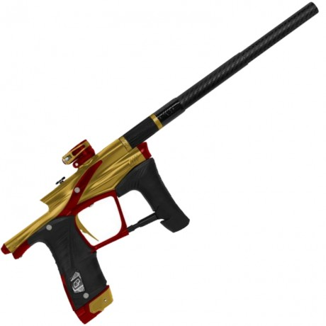 Planet Eclipse EGO LV1.6 Paintball Markierer Fire Opal (gold/rot) | Paintball Sports