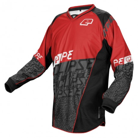 Planet Eclipse FANTM Painball Jersey Fire (rot) | Paintball Sports