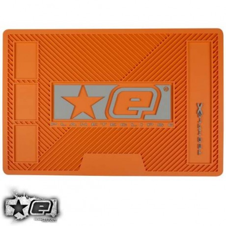 Planet Eclipse Paintball Techmatte (orange, gummi) | Paintball Sports