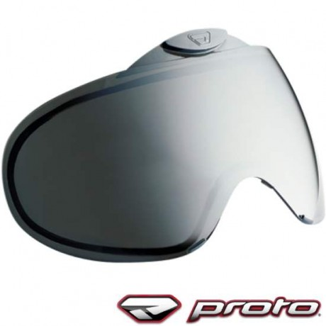 Proto Switch EL Paintball Masken Thermal Glas (Chrome Mirror) | Paintball Sports
