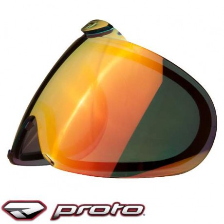 Proto Switch EL Paintball Thermal Maskenglas (Bronze Fire) | Paintball Sports