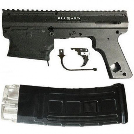 RAP4 Blizzard Magfed Conversion Kit (Tippmann Bravo One / Sierra One) | Paintball Sports