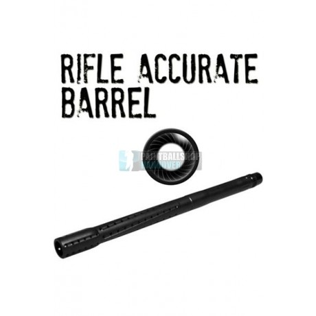 """14"""" Accurate Rifled Barrel Paintball Lauf (Cocker/Ego/Matrix) 