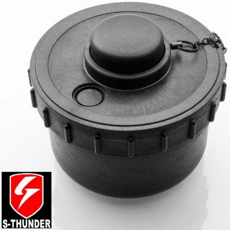 S-Thunder Paintball Pulver / Powder Landmine (schwarz) | Paintball Sports