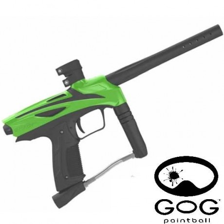 Smart Parts / GOG eNMEy Paintball Markierer (lime green) | Paintball Sports