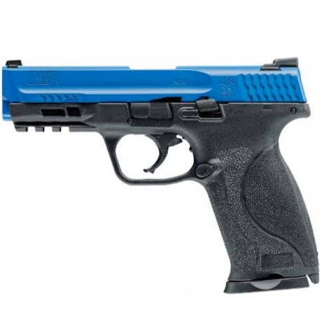 Smith & Wesson M&P 9 - 2.0 T4E Ram Paintball Pistole (Cal. 43) -  blau | Paintball Sports