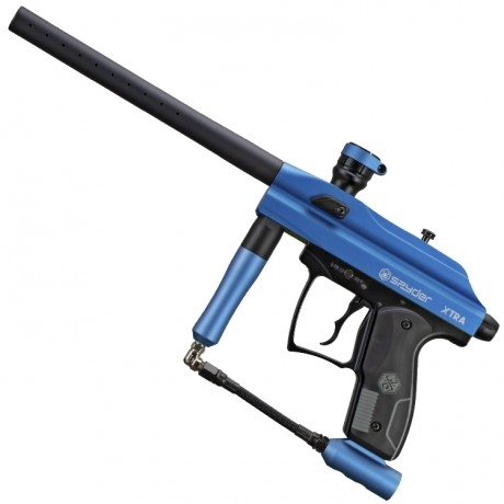 Kingmann Spyder Xtra Paintball Markierer (Blue) | Paintball Sports