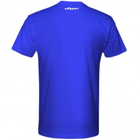 Dye T-Shirt (Logo Lock) Blau | Paintball Sports