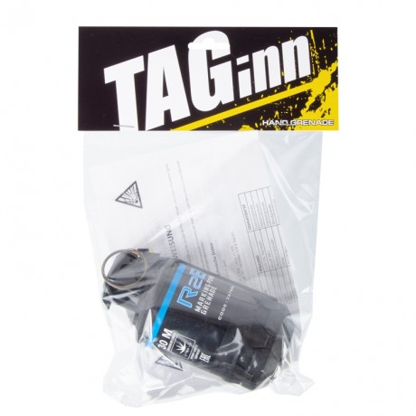 Taginn R2BM EVO Paintball Pulvergranate mit Kipphebel | Paintball Sports