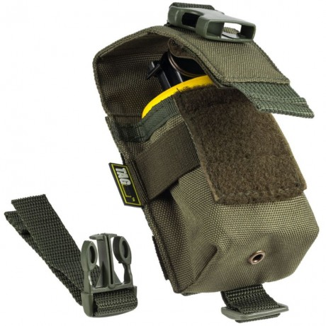 Taginn Single Grenade Pouch / Handgranaten Tasche (einzeln) - oliv | Paintball Sports