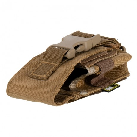 Taginn Single Grenade Pouch / Handgranaten Tasche (einzeln) - Coyote | Paintball Sports