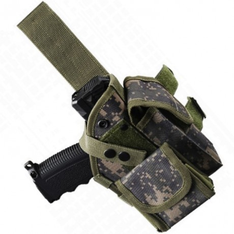 Tippmann TPX Pistolen Holster - Camo (T220108) | Paintball Sports