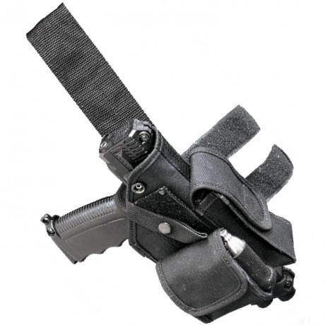 Tippmann TPX Pistolen Holster - schwarz (T220101) | Paintball Sports