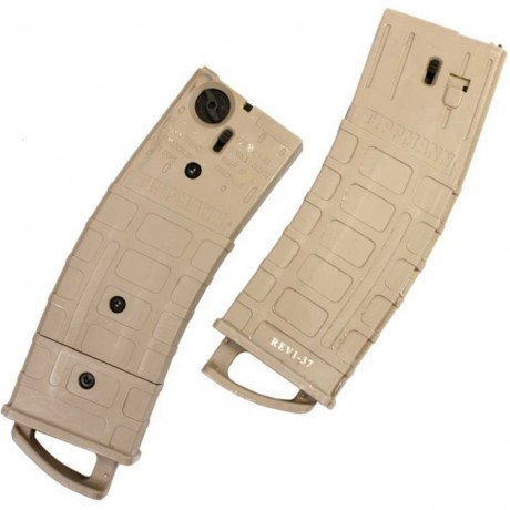 Tippmann TMC Ersatzmagazine (2er Pack) - Desert/Tan | Paintball Sports
