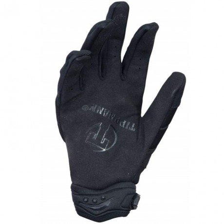 Tippmann Attack Tactical Handschuhe mit Protectoren (schwarz) | Paintball Sports
