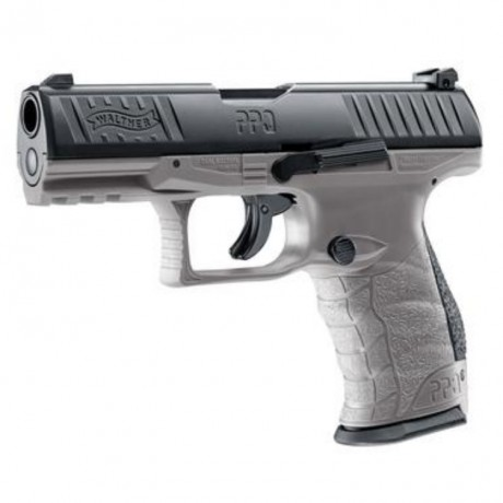 Walther PPQ M2 T4E RAM Paintball Pistole (Cal. 43) - Tungsten grey | Paintball Sports