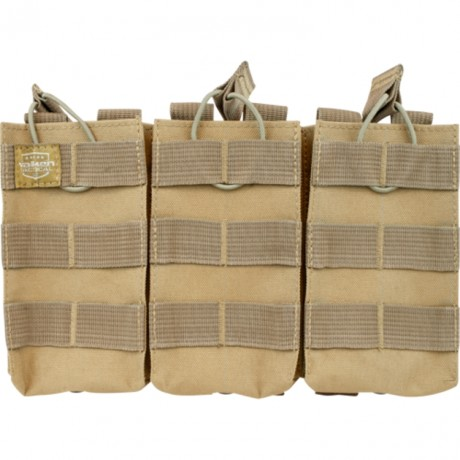 Valken Tactical Molle Magazine Pouch / Magazintasche M16 / M4 / AR-15 (Tripple) | Paintball Sports