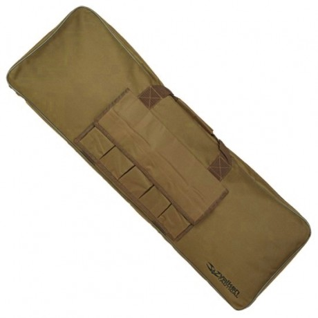 Valken Tactical Paintball Markierer Tasche (105cm) - tan | Paintball Sports