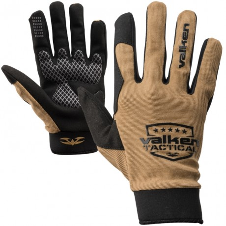 Valken Tactical Sierra II Paintball Handschuhe (desert / tan) | Paintball Sports